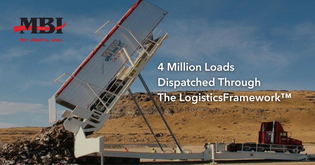 4 Million Loads Dispatched trough TLF (1)